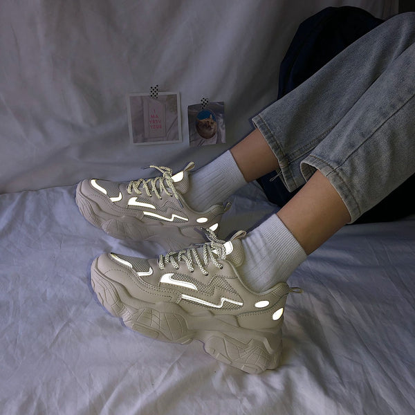 Reflective Strip™ Sneakers