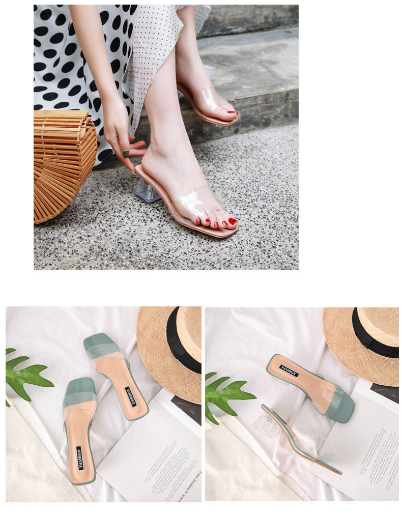 Tabitha Slip On Sandals