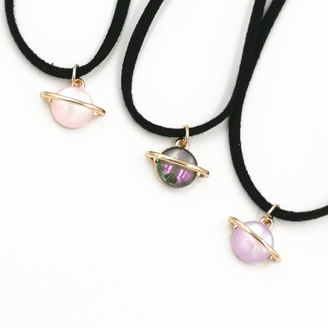 Multi Pendant Necklace Chain