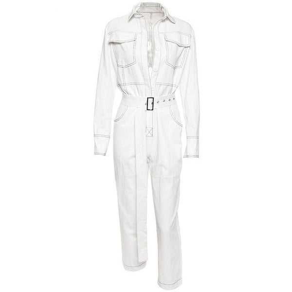 """Painter"" Jumpsuit"