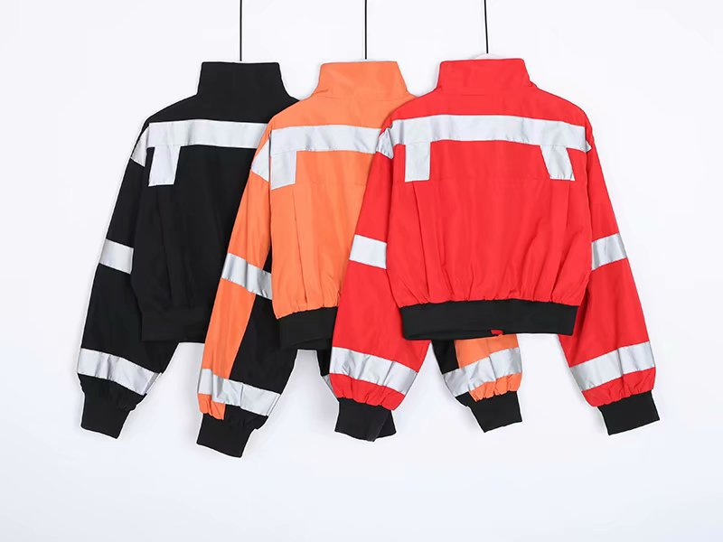 Reflective Worker Jacket