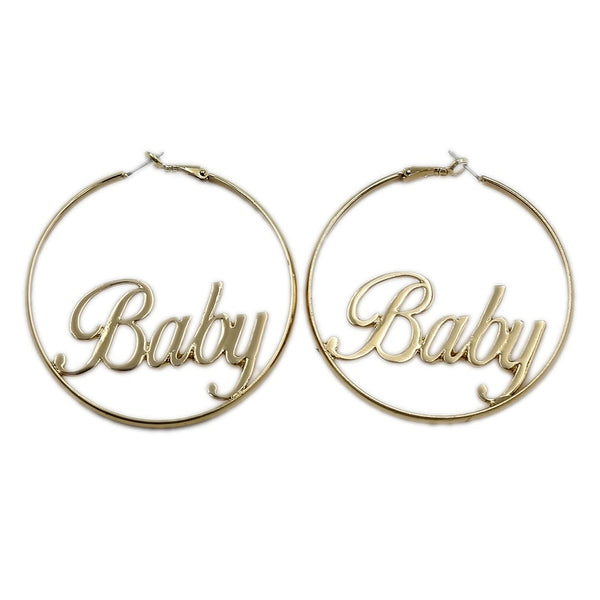 """Baby"" Earrings"