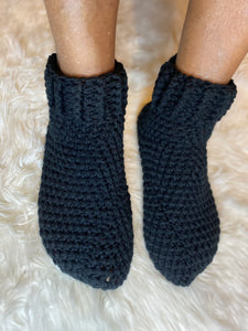 Crochet Ankle Socks