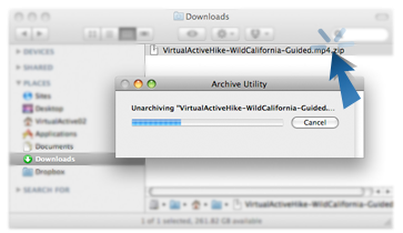 Downloads Step-by-Step – Virtual Active