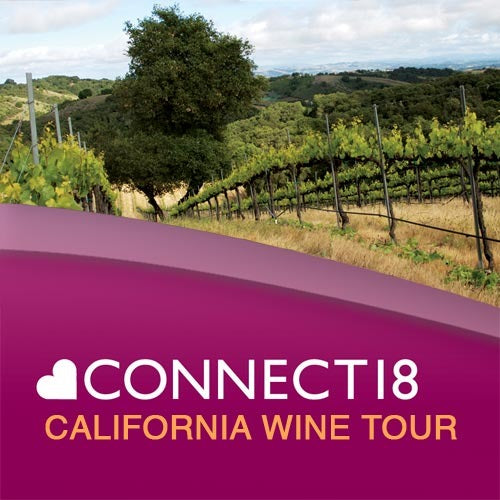Connect18 California Wine Tour