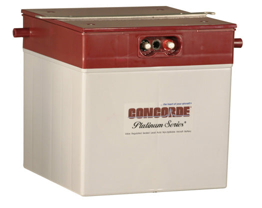RG380E44 Concorde Sealed Lead Acid Battery
