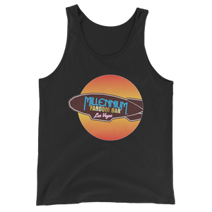 Wormhole Unisex  Tank Top