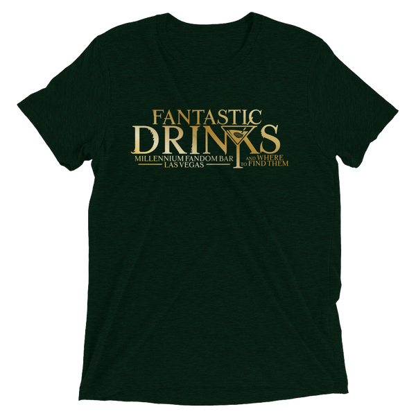 Fantastic Drinks Short-Sleeve T-Shirt