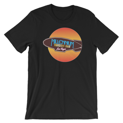 Wormhole Short-Sleeve Unisex T-Shirt