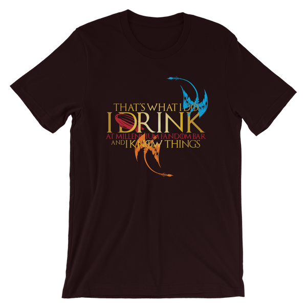 Fandom of Thrones - A Game of Thrones Themed Short-Sleeve Unisex T-Shirt