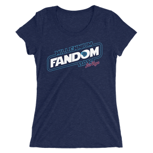 Fandom Wars Ladies' Short-Sleeve T-Shirt