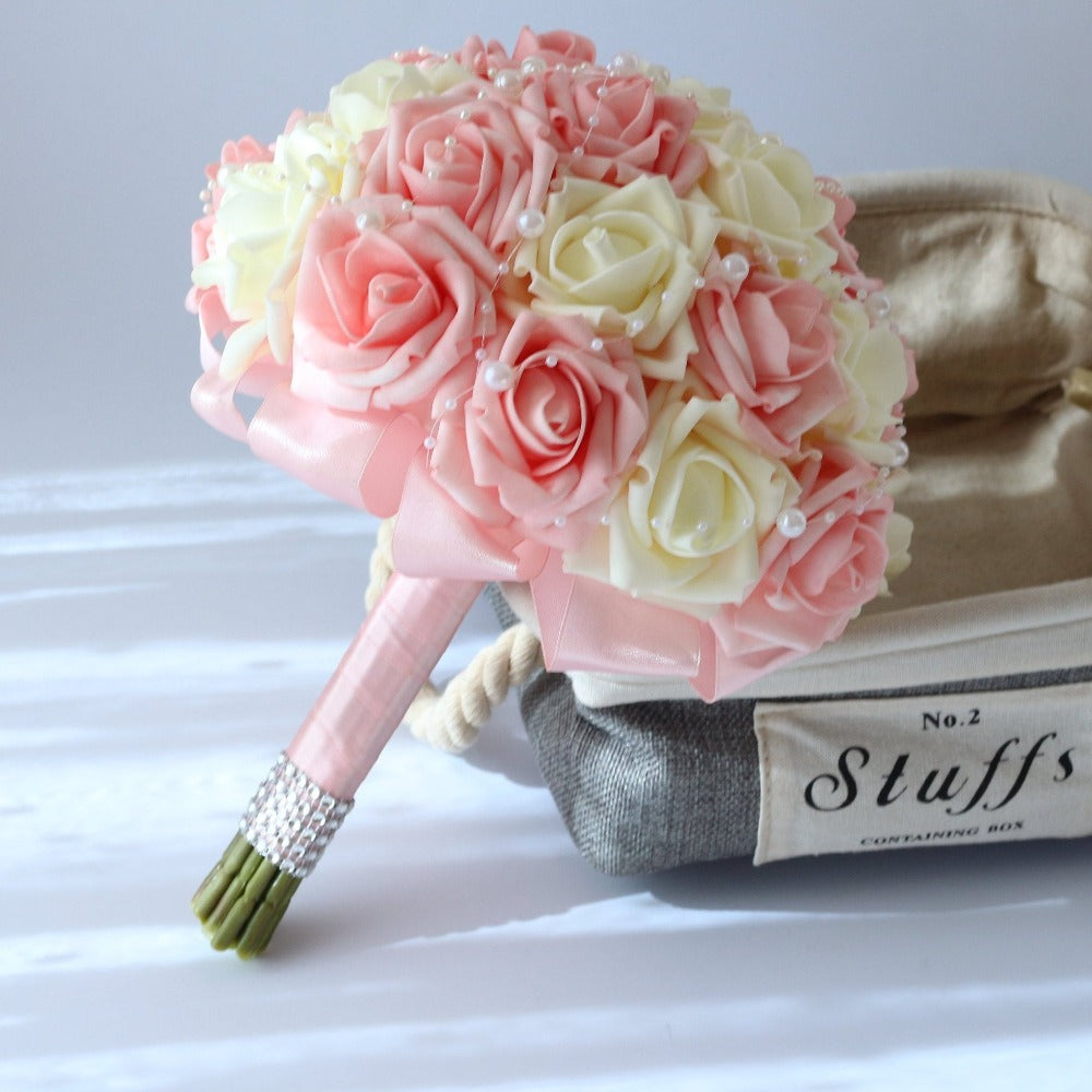 Bridal Bouquet Pink Off 77 Buy