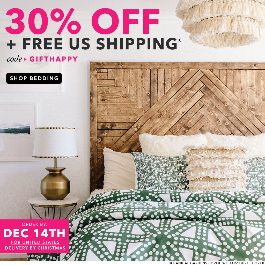 30% off + Free US Shipping