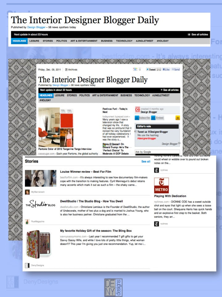 Interior Designer Daily