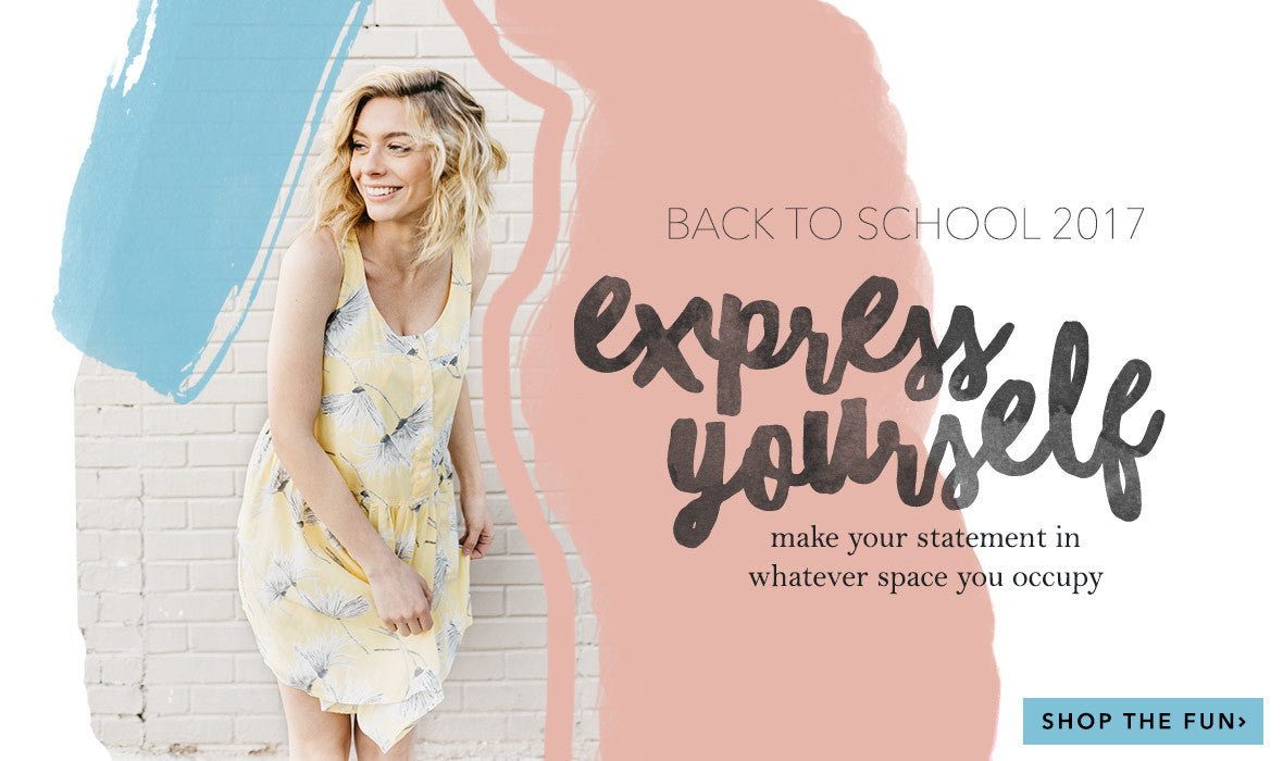 Back to School Decor Shop