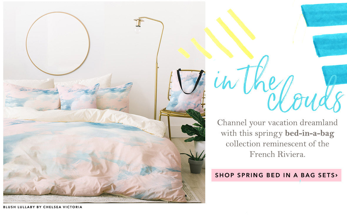 Shop French Riviera Bed In A Bag Collection