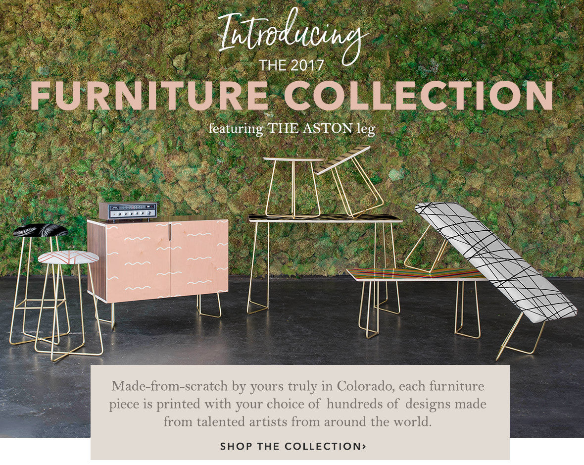 Shop the 2017 Furniture Collection