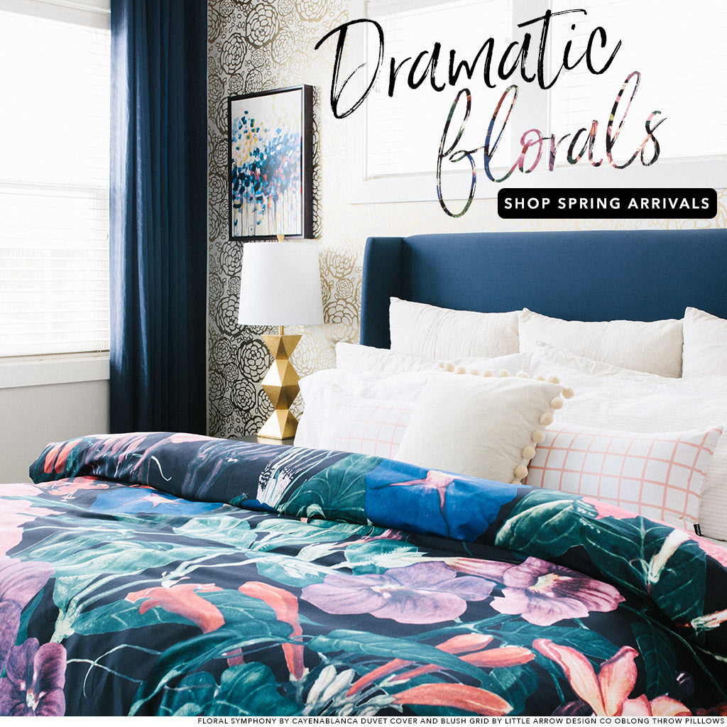 Dramatic Floral Spring Preview