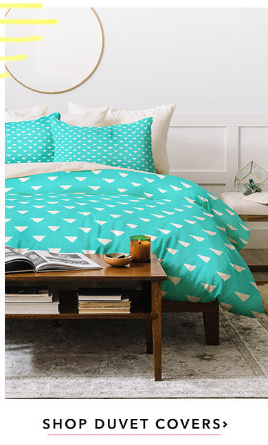 French Riviera Duvet Covers