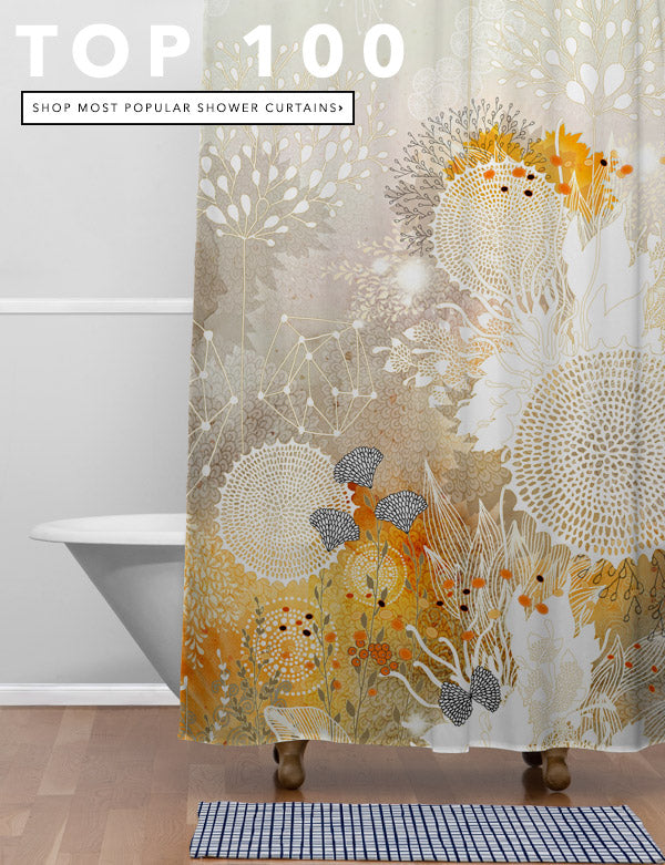 Shower Curtains Favs | Deny Designs