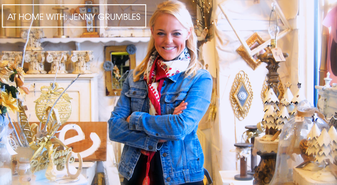 We Get To Know Deny Artist And Storage Wars Star Jenny Grumbles Deny Designs