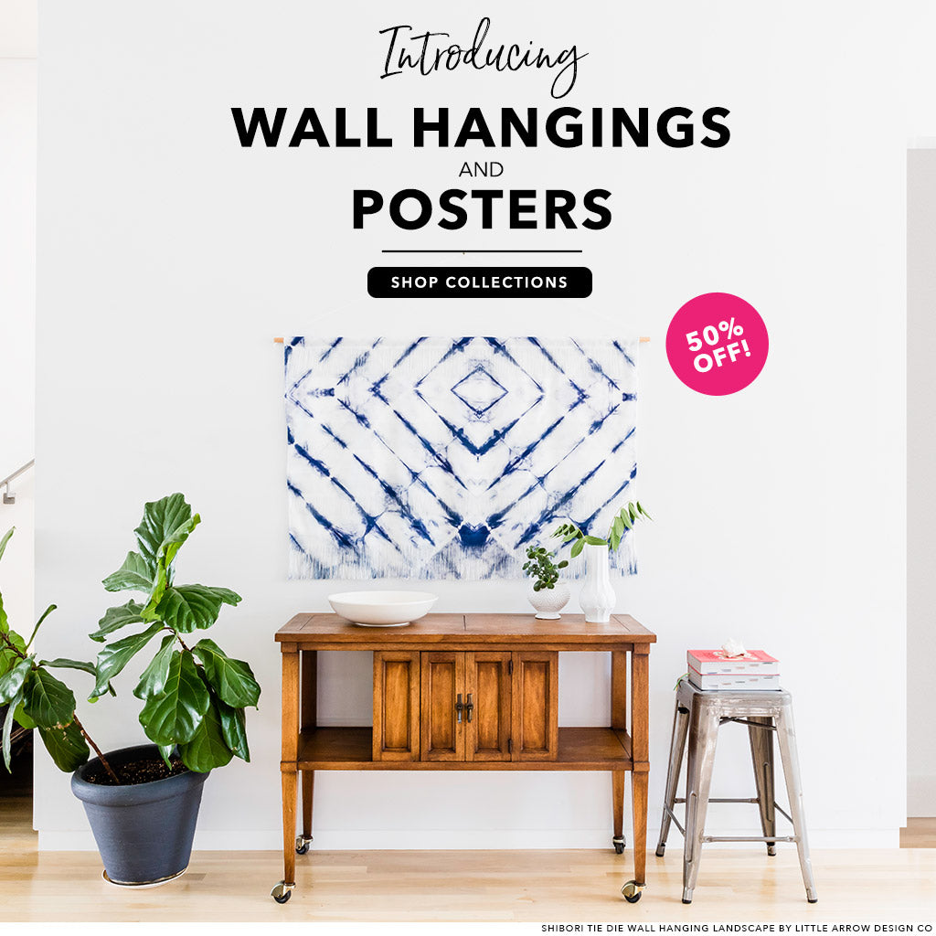 Shop New Wall Hangings and Posters