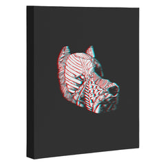 Adam Priester Spirit Dog Art Canvas