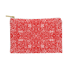 Aimee St Hill Amirah Red Pouch