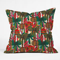 Aimee St Hill Baubles Outdoor Throw Pillow