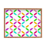 Aimee St Hill Colour Block Rectangular Tray