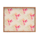 Aimee St Hill Coral 1 Rectangular Tray