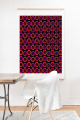 Aimee St Hill Fall Floral Art Print And Hanger