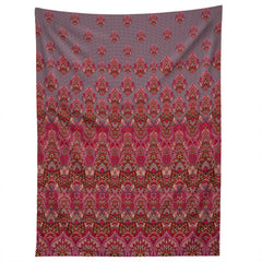 Aimee St Hill Farah Blooms Red Tapestry