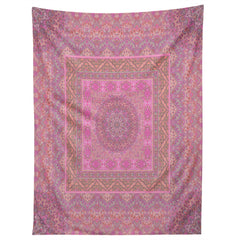 Aimee St Hill Farah Squared Soft Blush Tapestry