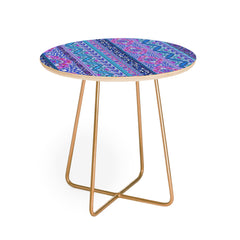 Aimee St Hill Farah Stripe Round Side Table