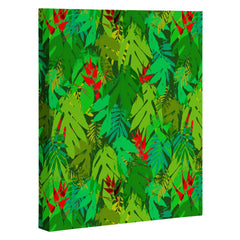 Aimee St Hill Heliconia 1 Art Canvas