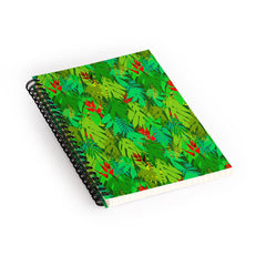 Aimee St Hill Heliconia 1 Spiral Notebook