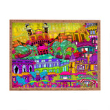 Aimee St Hill I Heart Paris Rectangular Tray
