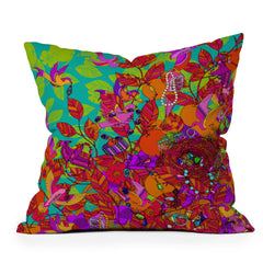 Aimee St Hill Jewel Thief Throw Pillow