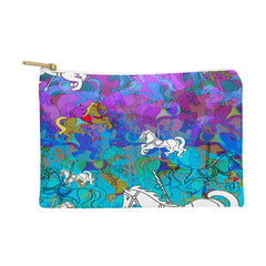 Aimee St Hill Merry Go Round Pouch