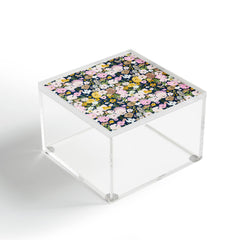 alison janssen Flower Stand blue Acrylic Box