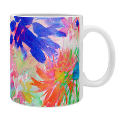 Amy Sia Bloom Blue Coffee Mug