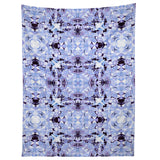 Amy Sia New York Geo Blue Tapestry
