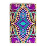 Amy Sia Paisley Purple Cutting Board Rectangle