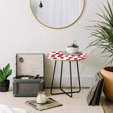 Strawberry Fruit Round Side Table Amy Sia