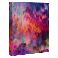 Amy Sia Sunset Storm Art Canvas
