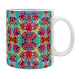 Amy Sia Tropical Floral Coffee Mug