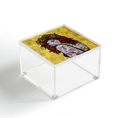 Amy Smith Em on Fire Acrylic Box