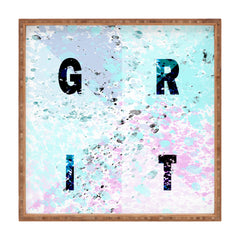 Amy Smith Grit Square Tray