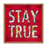 Amy Smith Stay True Square Tray